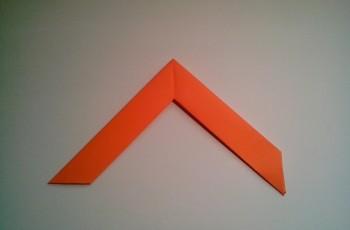 boomerang origami
