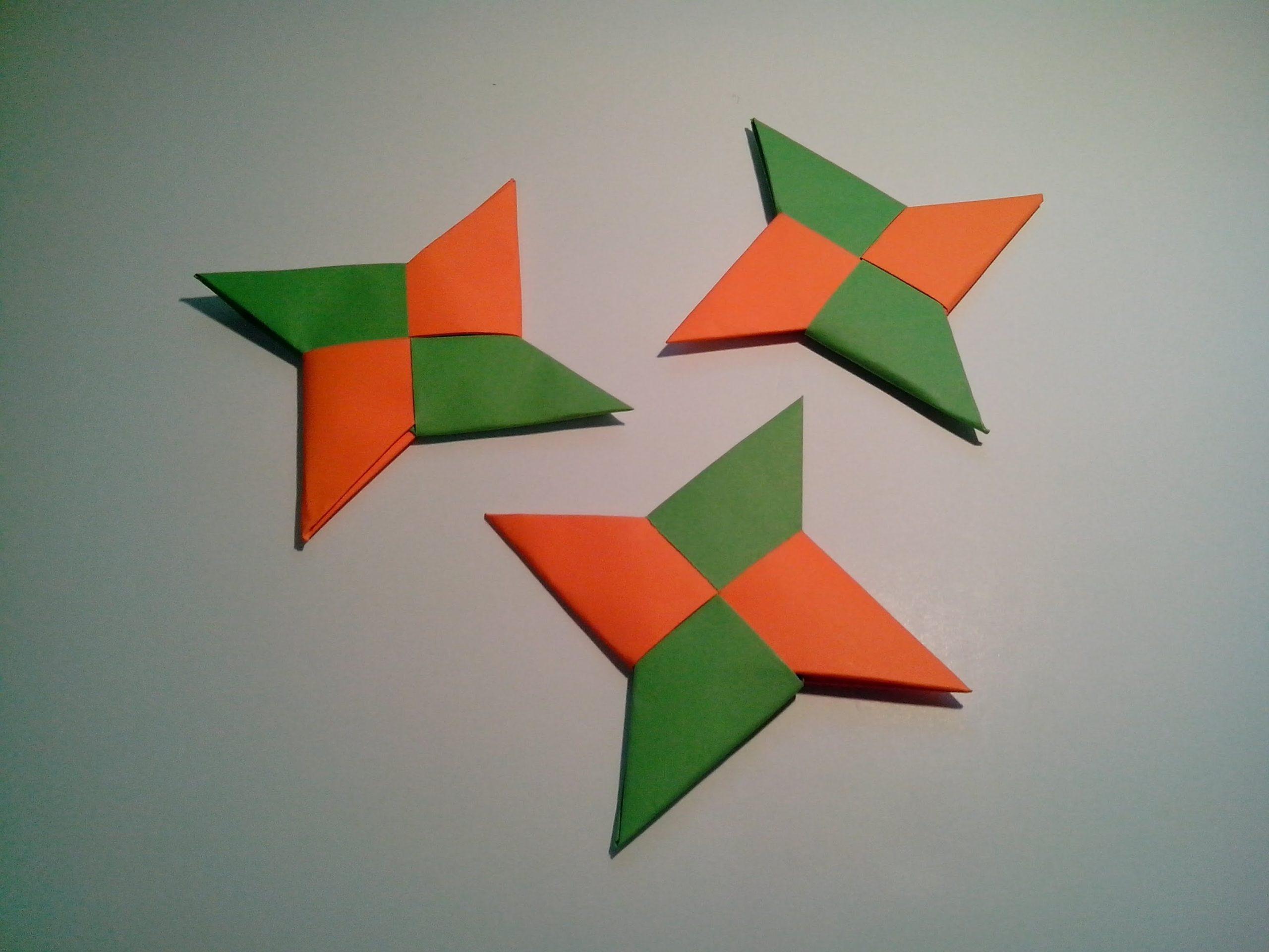 Origami estrella tutorial origami handmade - Estrellas de papel ...