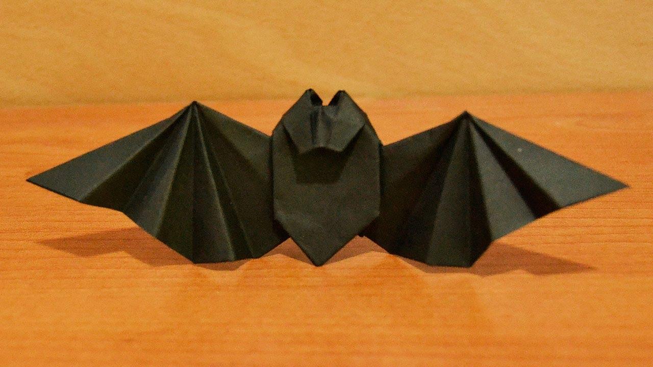 murcielago de papel