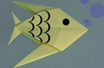 pez origami